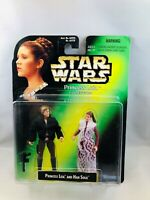 Star Wars Princess Leia Collection Leia andHan Solo Action Figure