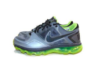 Nike Sneakers Black Volt Green Oregon Ducks Trainer 1.3 Max Athletic Men Size 6