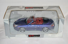 UT Models 1/18 Porsche 911 (996) Cabrio