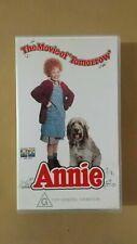 ANNIE -- VHS --BRAND NEW & SEALED