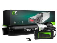 E-Bike Akku 24V 7.8Ah Li-Ion Flasche Elektrofahrrad Batterie mit Ladegerät