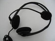 HS-683 MICROPHONE HEADPHONES FOR PC LAPTOP SKYPE