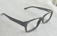 Nice Ray-Ban Eyeglasses Matte Black Frames RB 5268 5119 / 50-17-135