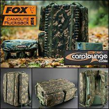 Fox Camolite RT4 Baitboat Rucksack - Limited Edition
