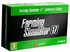 Farming Simulator 17 Collectors Edition Focus UK SELLER