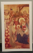 Christmas Cards Pack of 20 Envelopes Included 3 Wise Men with Christ Child New