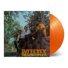 Sufferer by The Kingstonians (Limited Edition Orange Vinyl) /750
