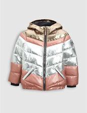 NEXT Mantel Jacke mit Kapuze für Mädchen 12 Jahre 152cm