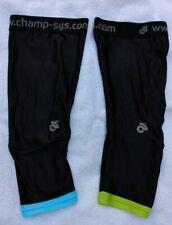 Champion Systems Knee Warmers - Medium -Custom for Black Sheep Velo Cycling Team