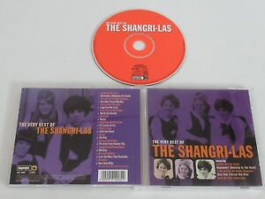 THE SHANGRI-LAS/THE VERY BEST OF THE SHANGRI-LAS(REPERTOIRE 4908) CD ALBUM