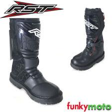 Vestimenta y protección RST color principal negro para conductores