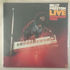 Billy Preston - Live European Tour (LP, Album) NEAR MINT