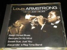 CD de musique album pour Jazz Louis Armstrong