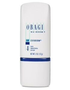 Obagi Nu-Derm Exfoderm Skin Smoothing Lotion 2 oz