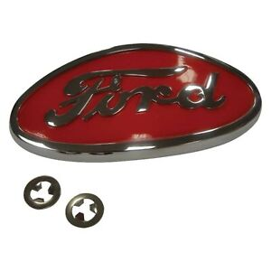 New Emblem for Ford Holland 8N 1111-6559