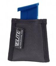 Elite Survival Systems Pocket Single Magazine Carrier / Pouch - Black PMP