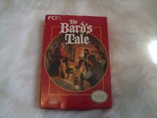 Bard's Tale (Nintendo Entertainment System, 1991)- USED