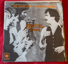 "SANTANA - ONE CHAIN (don't make no prison) 7"" 45 giri vinyl made in Italy"