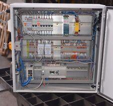Allen Bradley MicroLogix 1400 7x modules PLC system cabinet 60x60x22cm Ethernet
