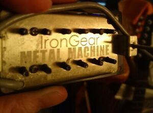IronGear Iron Gear Metal Machine Humbucker Neck