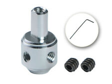 Microheli Blade 130 S / 230 S / 250 Silver Aluminum Tail Motor Hub MH-230S025MH