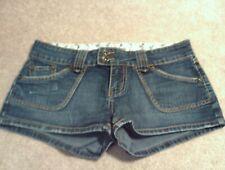 YMI Denim Jean Shorts Juniors size 5