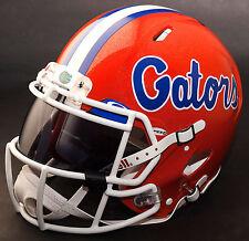 FLORIDA GATORS NCAA Authentic GAMEDAY Football Helmet w/ OAKLEY Eye Shield