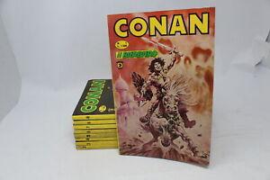 CONAN  EDIZIONE CORNO  N° 19 COMPLETA   [W027-011]