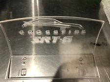 Chrysler Crossfire Roadster + glow plate accessories for coupe