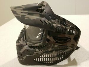 JT Paintball Camo Camouflage Mask