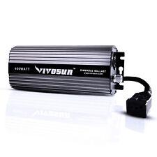 VIVOSUN 400w Watt Digital Dimmable Electronic Ballast for Grow Light HPS MH Bulb