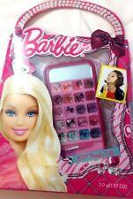 Barbie Kit di Rossetti in Elegante Case con Pennello - MarkWins Mattel -  Nuovi