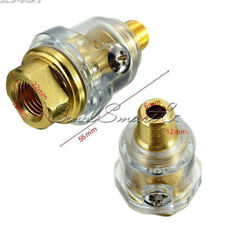 1/4'' BSP Lubrication Mini Air Compressor Oil Pneumatic Automatic For Air Tools