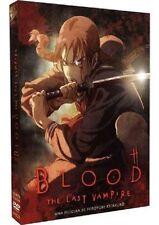 PELICULA DVD BLOOD EL ULTIMO VAMPIRO EDICION ESPECIAL COLECCIONISTA