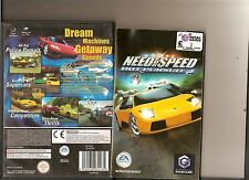 NEED FOR SPEED HOT PURSUIT 2 NINTENDO GAMECUBE / WII