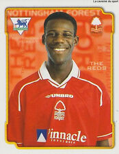 N°401 CHRIS BART-WILLIAMS NOTTINGHAM FOREST STICKER MERLIN PREMIER LEAGUE 1999