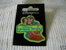 DISNEY STORE JUNGLE BOOK 2 BALOO KAA PIN - NEW!!