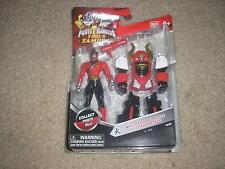 Saban's Power Rangers Super Samurai Bull Megazord Armor with Mega Ranger Fire