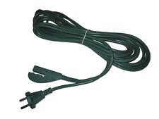 Cordon d'alimentation 10m câble Adapté pour Vorwerk Rondelle 135 136 électrique