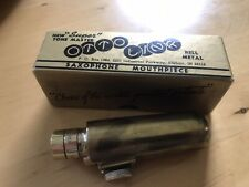 Otto link Early Babbit STM 7* with orig Lig & Cap ,box Alto sax