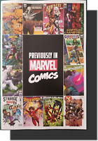 VF COMIC BOOK PREVIEW:Previously in Marvel Comics#1 Strange+Academy+Venom+HULK !
