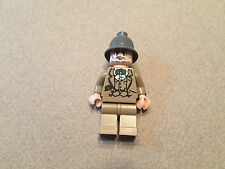 LEGO Henry Jones Sr Minifigure 7198 Indiana Jones Dad minifig