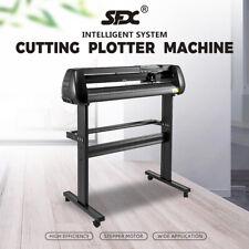 34 Usb Port Vinyl Cutter Plotter Cutting Machine Sign Marker Withsoftware 110v