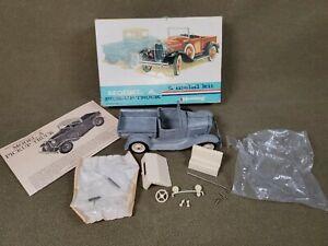Hubley Model A Metal Kit 4855 Ford Pick Up