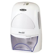 Sentik 2l Portable Air Dehumidifier - White