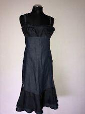 ❤️ Marithe Francois Girbaud ❤️ LuXuS Kleid Jeanskleid Jeans ❤️ Gr. 36 IT 42