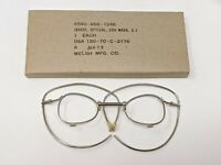 Vtg Insert. Optical, CBR Mask, C-1 Glasses 6540-656-1248 Steampunk