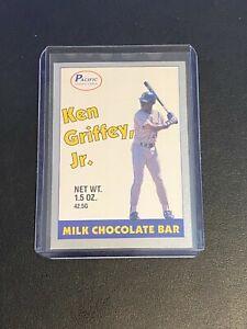 1989 Pacific Milk Chocolate Bar Promos Ken Griffey Jr (White) Rookie HOF