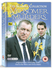 Midsomer Murders: The Summer Collection DVD (2008) John Nettles cert 12 4 discs
