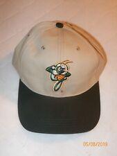 Greensboro Grasshoppers minor league baseball beige green cap logo MLB insect